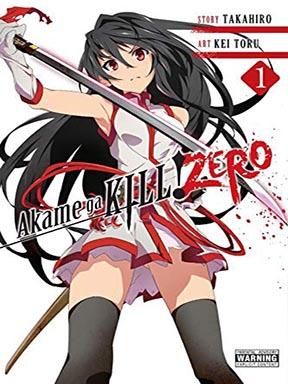Манга Убийца Акаме! Zero